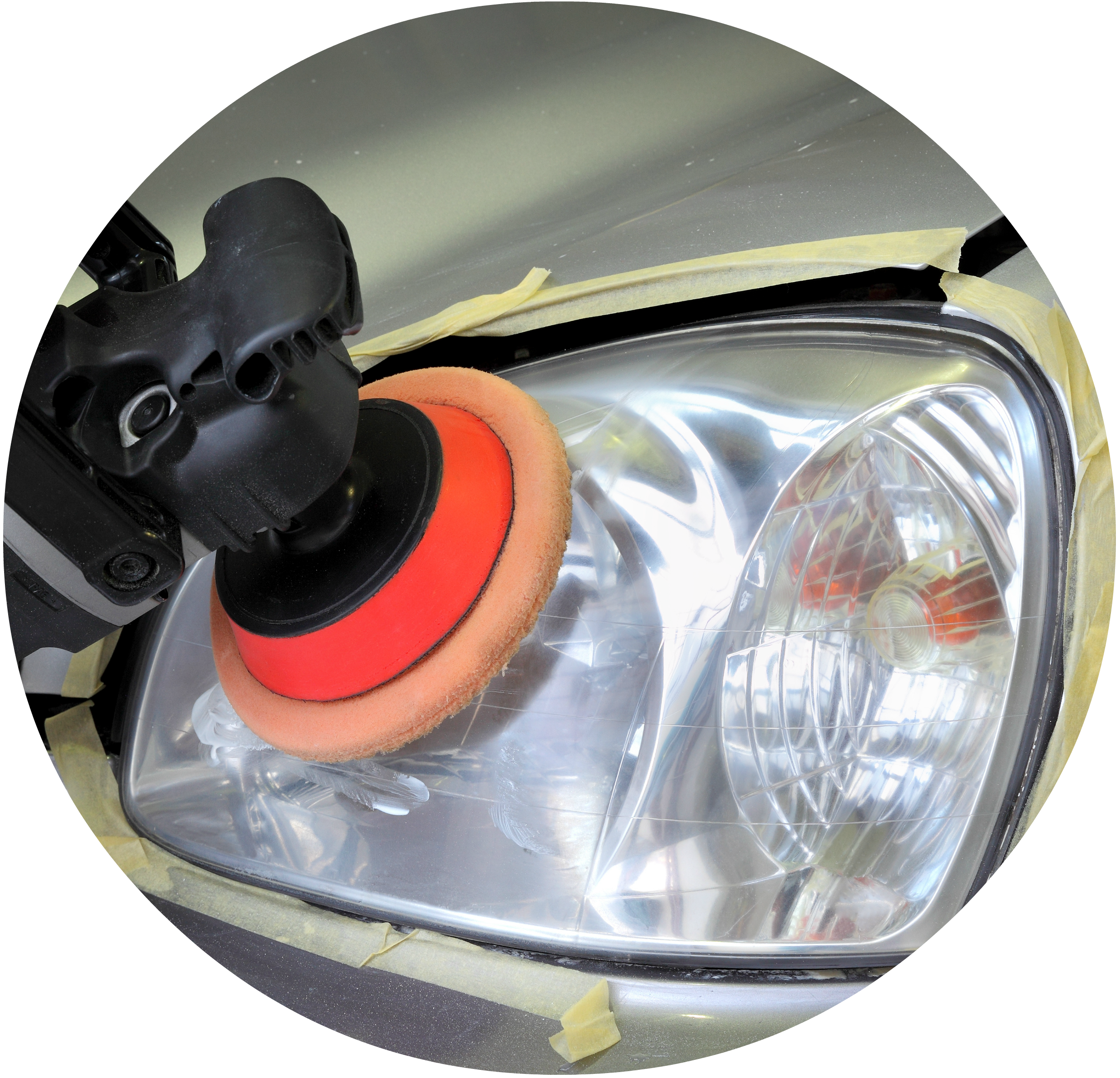 Headlight Restoration Fort Myers